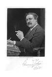 Edmund Yates Giclee Print by Joseph Brown