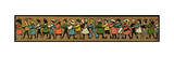 Children in a Row Giclee Print by John Hassall