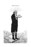 James Lapslie Giclee Print by John Kay