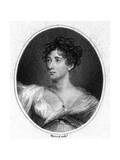 Frances Lady Stafford Giclee Print by John Hoppner