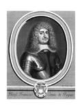 Blaise Comte de Pagan Giclee Print by Jacques Lubin