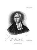 Thos. Dunham Whitaker Premium Giclee Print by James Northcote