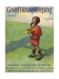 Good Housekeeping Front Cover June 1932 Reproduction procédé giclée par Jessie Willcox-Smith