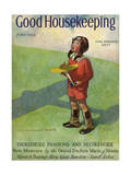 Good Housekeeping Front Cover June 1932 Giclee Print by Jessie Willcox-Smith