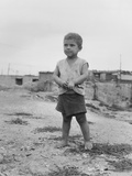 Young Street Urchin - Naples Photographic Print by Jean Finzi