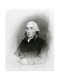Joseph Black Giclee Print by J. Rogers