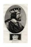 King Richard III Giclee Print by J. Chapman
