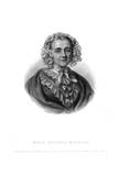 Mary Russell Mitford Giclee Print by John Lucas