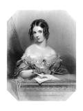 Louisa Brunton Craven Giclee Print by John Hayter
