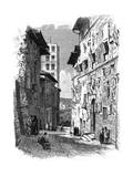 Petrarch Birthplace Giclee Print by John Fulleylove