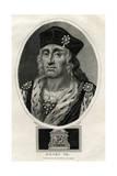King Henry VII Giclee Print by J. Chapman