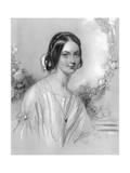 Octavia Shaw-Stewart Giclee Print by John Hayter