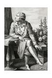 Condorcet, Bosio, Rados Giclee Print by L Rados