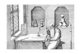 Wenzel Jamitzer Giclee Print by Jost Amman