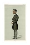 The Marquess of Hamilton, Vanity Fair Giclee Print by Leslie Ward