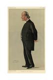 Frederic William Farrar, Vanity Fair Giclee Print by Leslie Ward