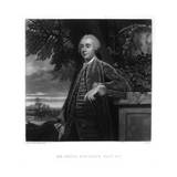 Sir Philip Musgrave Giclee Print by Sir Joshua Reynolds