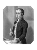 Joseph Vicomte Laine Giclee Print by Karl Girardet
