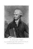 Edmund Malone Giclee Print by Sir Joshua Reynolds
