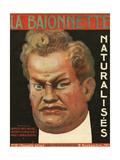 Ricardo Flores Magon Giclee Print by Leonetto Cappiello