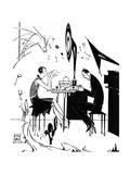 Jazz Music While You Dine, 1929 Giclee Print by Joyce Mercer