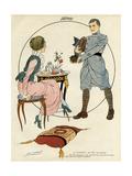 WWI Giclee Print by Leo Fontan