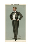 William Lygon, Vanity Fair Giclee Print by Leslie Ward