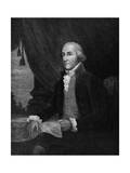 George Washington Giclee Print by Joseph Wright