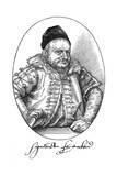 Sigmund Feyerabend Giclee Print by Jost Amman