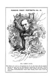 James Payn Caricature Giclee Print by Linley Sambourne