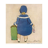 Just Off by Muriel Dawson Giclee Print by Muriel Dawson