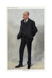 3-Piece Suit 1909 Giclee Print by Leslie Ward