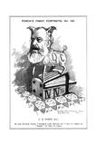 Sir John Eldon Gorst Giclee Print by Linley Sambourne