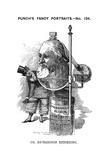Benjamin Ward Richardson Giclee Print by Linley Sambourne