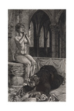 Possession, Cadiere 1730S Giclee Print by Martin Van Maele