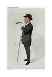 Alfred W. Cox, Vanity Fair Giclee Print by Leslie Ward