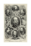 Prince Albert as Leader Giclee Print by Ludwig Burger