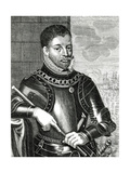 Robert Blake Giclee Print by M van der Gucht