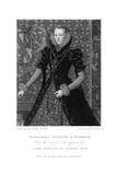Margaret Dss. Norfolk Giclee Print by Lucas De Heere