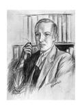 Allardyce Nicoll Giclee Print by Maitland Howard