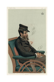 3rd Marquess Conyngham, Vanity Fair Giclee Print by Leslie Ward
