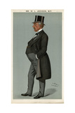 William Jackson, 1st Baron Allerton Giclee Print by Leslie Ward