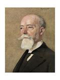 Paul Doumer Giclee Print by Marcel Baschet