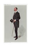 Teck, Alexander, VF 1908 Giclee Print by Leslie Ward