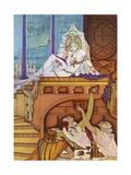 Hoffmann, Giulietta Giclee Print by Mario Laboccetta