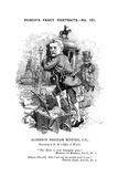 Algernon Bertram Mitford Giclee Print by Linley Sambourne