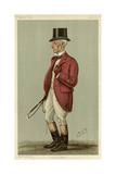 Thomas Colleton Garth, Vanity Fair Giclee Print by Leslie Ward