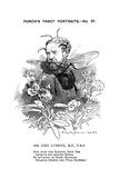 Sir John Lubbock Giclee Print by Linley Sambourne
