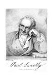 Paul Sandby Giclee Print by Richard Cosway