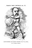Sir Gerald Graham Giclee Print by Linley Sambourne